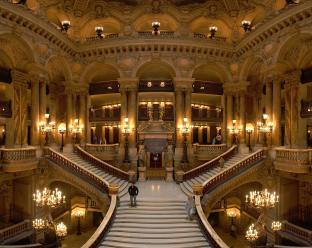 Opéra National De Paris - Opéra Garnier - Paris - France